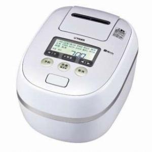 タイガー 圧力IH炊飯ジャー (3.5合) JPD-A060WE アーバンホワイト