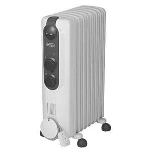 デロンギ オイルヒーター (8畳~10畳) RHJ35M0812-DG ピュアホワイト+ダークグレイ(送料無料)