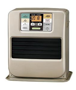 コロナ 石油ファンヒーター [木造9畳まで /コンクリート12畳まで] FH-SR3318Y-N シャンパンゴールド