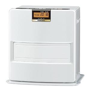 コロナ 石油ファンヒーター [木造10畳まで /コンクリート13畳まで] FH-VX3618BY-W パールホワイト(送料無料)