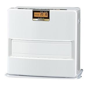 コロナ 石油ファンヒーター [木造15畳まで /コンクリート20畳まで] FH-VX5718BY-W パールホワイト(送料無料)
