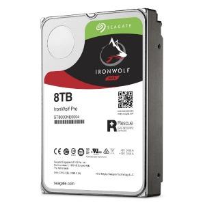「バルク品・保証無」内蔵HDD 8TB IronWolf Pro ハードディスク・ドライブ ST8000NE0004