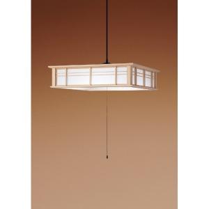 パナソニック LED和風ペンダントライト (~8畳) HHPD0852D(送料無料)