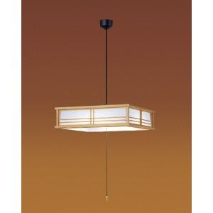 パナソニック LED和風ペンダントライト (~12畳) HHPD1250D