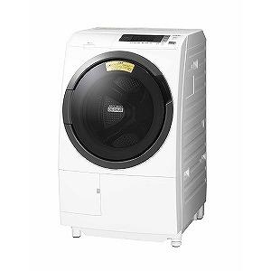日立 ドラム式洗濯乾燥機 (洗濯10.0kg /乾燥6.0kg/左開き) BD-SG100CL-W ホワイト(標準設置無料)