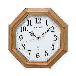 セイコー 電波掛け時計 RX216B