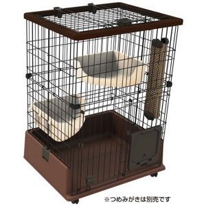 ペティオ ネココ 仔猫から キャットルームサークル ネコココネコカラキャットルームサークル