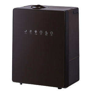 スリーアップ 加湿器  HB-T1825-BRブラウン [ハイブリッド(加熱+超音波)式](送料無料)