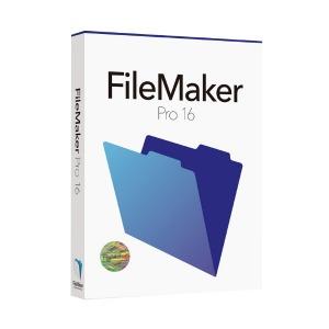 ファイルメーカー 〔Win・Mac版〕FileMaker Pro 16(ファイルメーカー プロ 16) HL2B2J/A(送料無料)