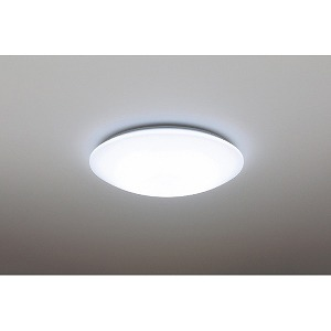 パナソニック リモコン付LEDシーリングライト (~8畳) HH-CD0822D 調光(昼光色)
