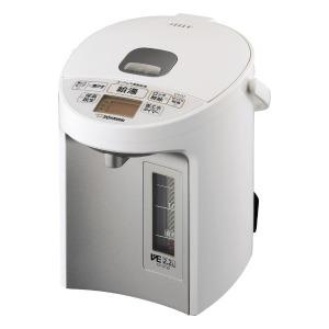 象印 電気ポット [2.2L /電動式] CVGT22(WA(送料無料)