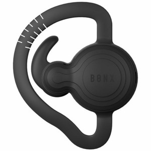 BONX ワイヤレスヘッドセット 片耳イヤホンタイプ エクストリームコミュニケーションギア BONXGRIPブラック(BK4