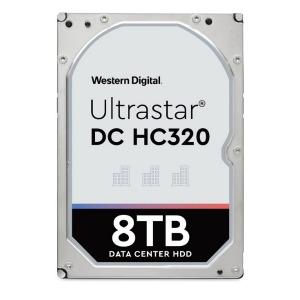 「バルク品・保証無」内蔵HDD 8TB Ultrastar DC HC320 HUS728T8TALE6L4