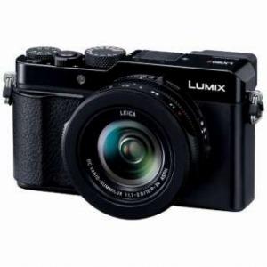 パナソニック Panasonic コンパクトデジタルカメラ LUMIX(ルミックス) DC-LX100M2-K ブラック