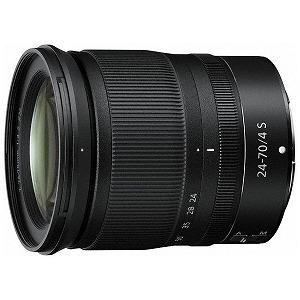 ニコン カメラレンズ NIKKOR Z 24-70mm f/4 S【ニコンZマウント】