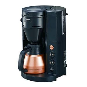 象印 コーヒーメーカー EC-RS40-BA ブラック [3~4杯]