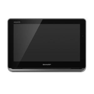 シャープ SHARP 12V型ポ-タブル液晶テレビ[HDD内蔵/防水対応]AQUOSアクオス 2T-C12APB ブラック