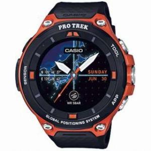 CASIO スマートウォッチ 「Smart Outdoor Watch PRO TREK Smart」 WSD-F20-RG (オレンジ)