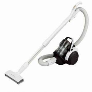 パナソニック 【パワーブラシ搭載】 サイクロン式掃除機 「プチサイクロン」 MC-SR26J ホワイト