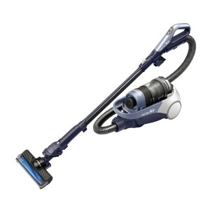 シャープ サイクロン式掃除機 RACTIVE Air ECAS510-V バイオレット [サイクロン式 /コードレス](送料無料)