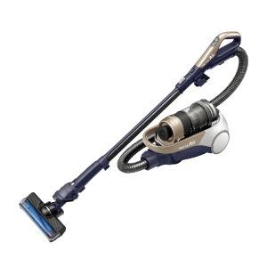 シャープ サイクロン式掃除機 RACTIVE Air ECAS710-N ゴールド [サイクロン式 /コードレス]