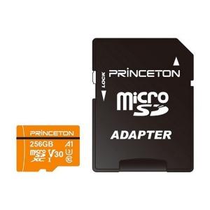 プリンストンテクノロジー microSDXCカード  256GB RPMSDA-256G