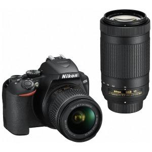 ニコン デジタル一眼レフカメラ D3500【ダブルズームキット】
