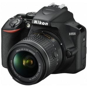 ニコン デジタル一眼レフカメラ D3500【18-55 VR レンズキット】