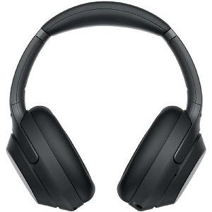 ソニー ワイヤレスノイズキャンセリングステレオヘッドセット WH-1000XM3BM ブラック