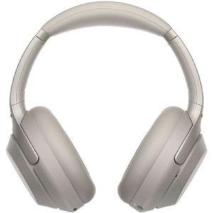 ソニー ワイヤレスノイズキャンセリングステレオヘッドセット WH1000XM3SM WH-1000XM3SM プラチナシルバー