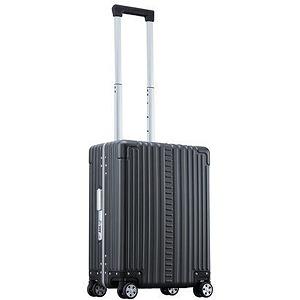 ネオキーパー TSAロック搭載スーツケース「ネオキーパー PCI-1822-GunMetal」 (34L) PCI-1822-GunMetal ガンメタル [34L]
