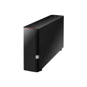 バッファロー リンクステーション LS210DG ネットワークHDD 1ベイ 3TB LS210D0301G