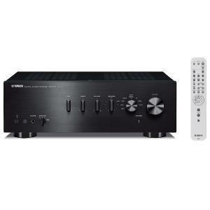 YAMAHA 「ハイレゾ音源対応」プリメインアンプ DAC付 (ブラック) A-S301(B)