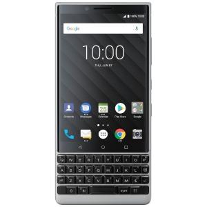 トーン SIMフリースマートフォン「BBF 100-9」 Android 8.1 4.5型  KEY2 シルバー(送料無料)