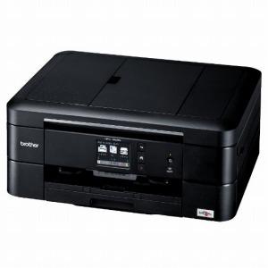ブラザー A4インクジェットプリンター [無線/有線LAN/USB2.0] PRIVIO「プリビオ」 NMFC-J898N [はがき~A4](送料無料)