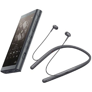 ソニー ハイレゾ対応ウォークマン(16GB)「WAシリーズ」 NW-A55WI (BM)グレイッシュブラック