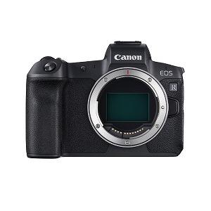 Canon ミラーレス一眼カメラ EOS R ボディ(レンズ別売)【EOSR】(送料無料)