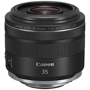 Canon RFレンズ RF35mm F1.8 マクロ IS STM