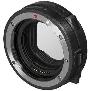 Canon ドロップインフィルター マウントアダプター EF-EOS R ドロップイン 円偏光フィルター A付