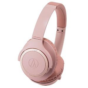 (2018年11月09日発売予定)オーディオテクニカ Bluetoothヘッドホン ATH-SR30BT PK ピンク(送料無料)