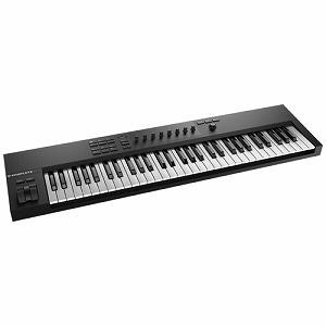ネイティブインストゥルメンツ KOMPLETE KONTROL A61(61鍵MIDIキーボード) KOMPLETE-KONTROL-A61