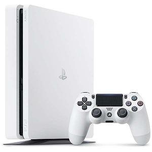ソニー・コンピュータエンタテインメント PS4機本体 PlayStation4 グレイシャー・ホワイト 500GB CUH-2200AB02