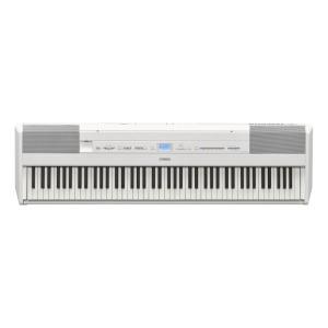 YAMAHA 電子ピアノ P-515WH ホワイト [88鍵盤](標準設置無料)