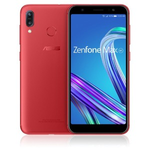 ASUS Zenfone Max M1 Series ZB555KL-RD32S3 ルビーレッド
