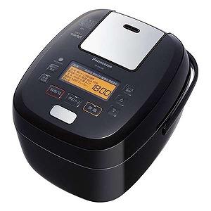 パナソニック 可変圧力IH炊飯器 「可変圧力おどり炊き」(5.5合) SR-PA108-K ブラック(送料無料)