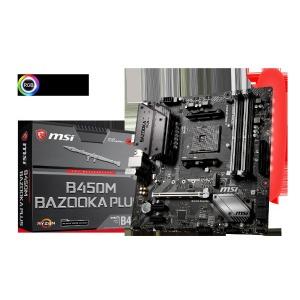 マザーボード MSI B450M BAZOOKA PLUS [MicroATX /AM4]