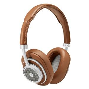 ブルートゥースヘッドホン MW50S2+ SILVER/BROWN [ハイレゾ対応 /リモコン・マイク対応 /Bluetooth](送料無料)