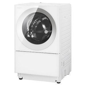 パナソニック ドラム式洗濯乾燥機 (洗濯7.0kg/乾燥3.5kg/右開き)「Cuble/キューブル」 NA-VG730R-S ブラストシルバー(標準設置無料)