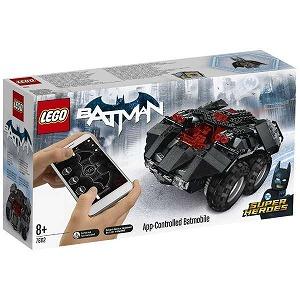 LEGO レゴブロック 76112 バットマン アプリ操作バットモービル