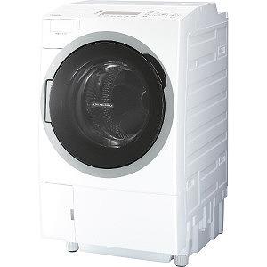 東芝 ◎ドラム式洗濯乾燥機 (洗濯12.0kg /乾燥7.0kg /左開き) TW-127V7L-W(標準設置無料)